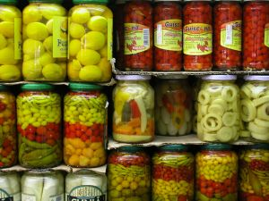 Preserving Food - Canned Goods
