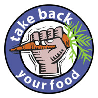 Take back your food